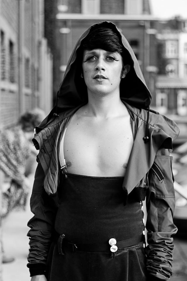 androgyny model / 2011